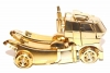 transformers animated - lucky draw gold optimus prime deluxe class image 57