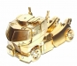 transformers animated - lucky draw gold optimus prime deluxe class image 62