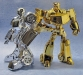 transformers animated - bumblebee silver version image 1