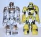 transformers animated - bumblebee silver version image 51