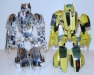 transformers animated - bumblebee silver version image 53