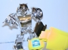 transformers animated - bumblebee silver version image 54