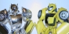 transformers animated - bumblebee silver version image 55