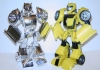 transformers animated - bumblebee silver version image 56