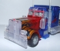 clear optimus prime family mart prize image 11