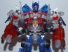 clear optimus prime family mart prize image 15