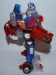 clear optimus prime family mart prize image 24
